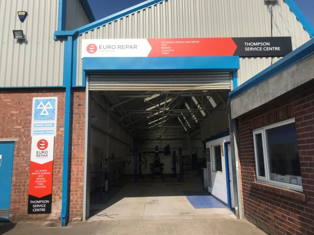 Thompson Accident Repair Centre Ltd
