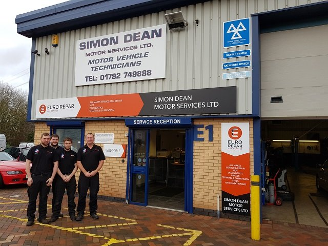 Simon Dean Motor Services Ltd.