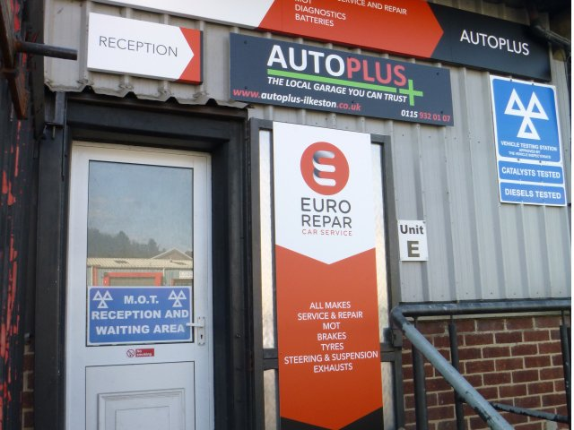 Autoplus Ilkeston Ltd