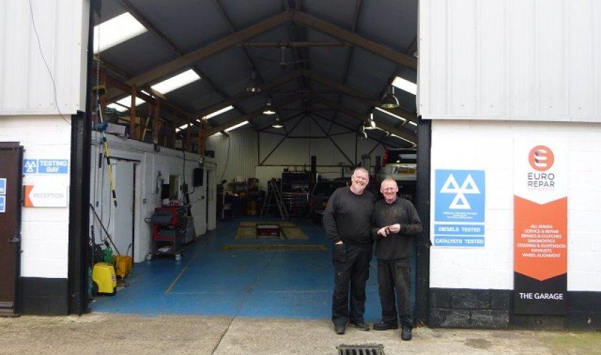 Euro Car Parts Milton Keynes >> The Garage Woburn Sands Milton Keynes Eurorepar Car Service