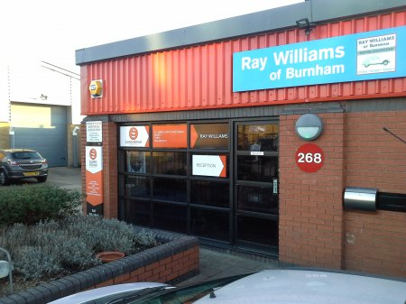 RAY WILLIAMS OF BURNHAM TO CELEBRATE FIRST YEAR WITH EURO REPAR CAR SERVICE