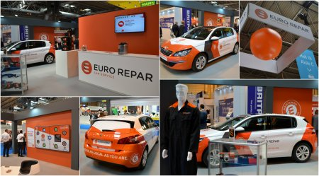 Eurorepar Car Service Marks it's Arrival In The UK At Automechanika