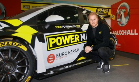 Eurorepar Car Service is Sponsoring Young British Driver - Josh Cook in the 2018 British Touring Car Championship (BTCC).