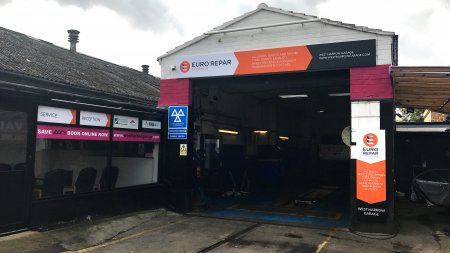 West Harrow Garage Becomes One of the Uks First Eurorepar Car Service Centres.