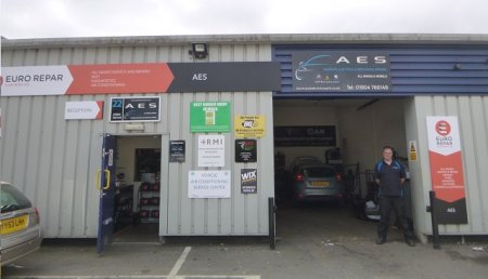 AES YORK LTD IS PROUD TO JOIN THE EURO REPAR CAR SERVICE NETWORK