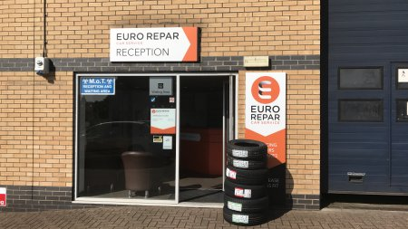 John Pease Motor Group Becomes One of the UK's First Eurorepar Car Service Centres.