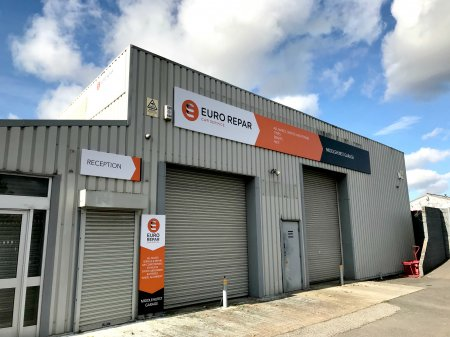 MIDDLEHURST GARAGE BECOMES ONE OF THE UK'S FIRST EURO REPAR CAR SERVICE CENTRES.