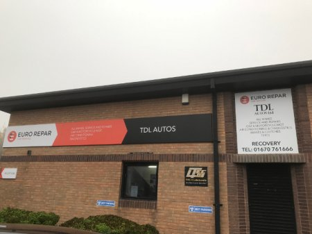 TDL AUTOS OFFICIALLY BECOMES A EURO REPAR CAR SERVICE CENTRE