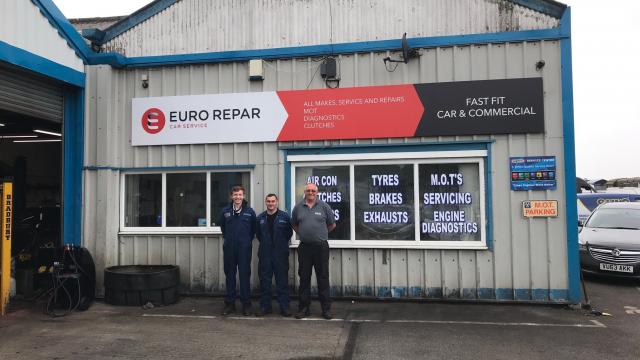 Fast Fit Car Commercial Ltd Doncaster Euro Repar Car Service
