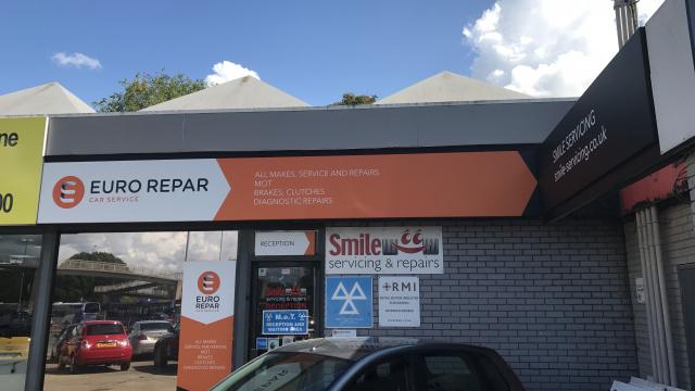 Smile Servicing And Repairs Portsmouth Euro Repar Car Service