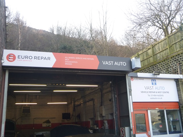 Vast Auto Centre Huddersfield Euro Repar Car Service