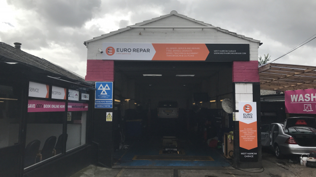 West Harrow Garage London Euro Repar Car Service