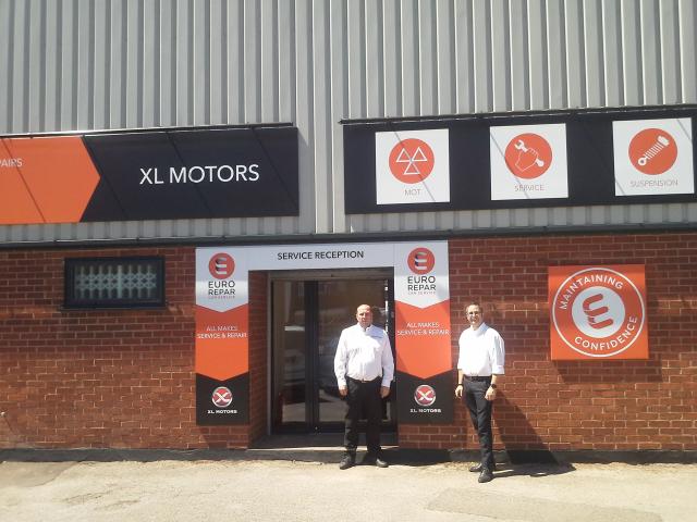 Xl Motors Mot Service Centre Euro Repar Car Service